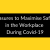 How Your Working Environment Can Stay COVID-19 Clean